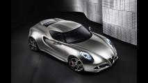 Alfa Romeo 4C será lançado ainda neste ano nos Estados Unidos, promete Marchionne
