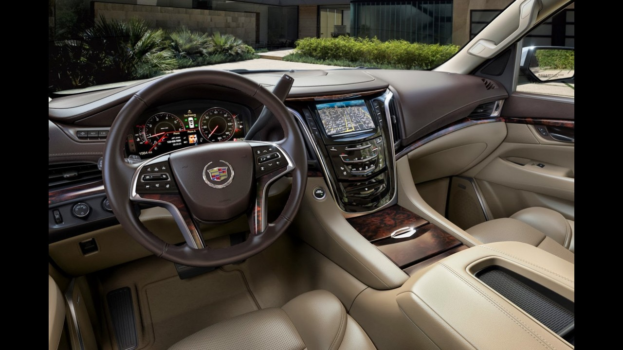 Galeria: nova geração do Cadillac Escalade estreia em Nova York
