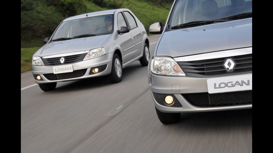 Renault lança o
