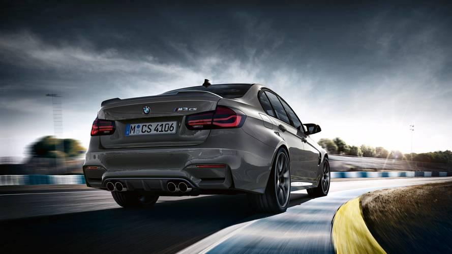 BMW M3 CS - La berline sportive passe à 460 chevaux !