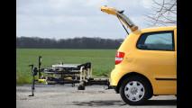 Portabici per Volkswagen Fox