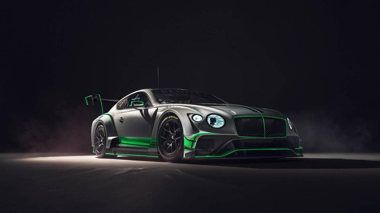 Bentley Continental GT3 2018