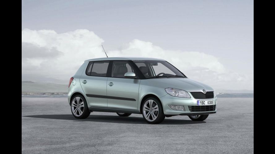 Skoda-Volkswagen: insieme da 20 anni