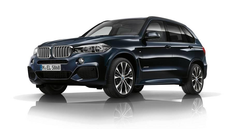BMW X5 Special Edition y X6 M Sport Edition