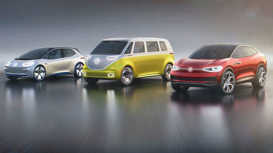 VW Grabs I.D. Cruiser And I.D. Freeler Names, Likely For Concepts