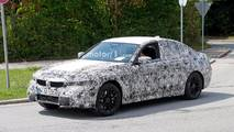 BMW 3 Series Spy Photos