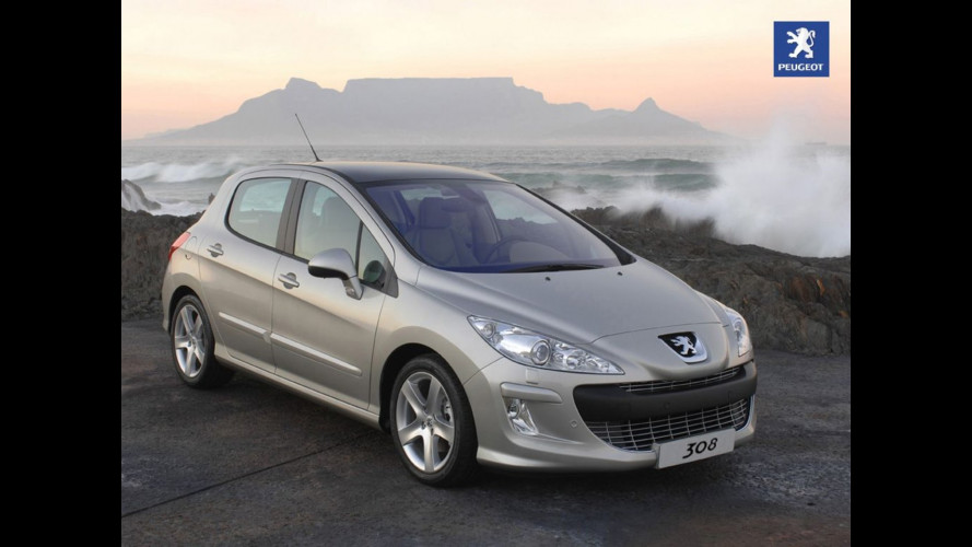Peugeot 308 preview