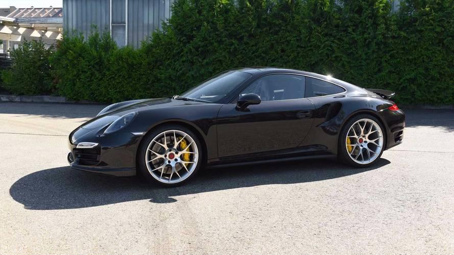 Gemballa Porsche 911 Turbo S tam bir canavar