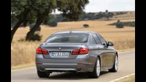 Nuova BMW Serie 5