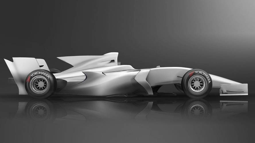 First Images Of Super Formula 2019 Car Revealed