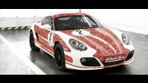 Porsche Cayman S per Facebook