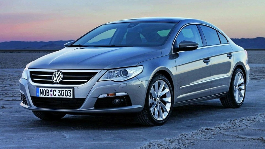 U.S. is Main Market for Volksagen Passat CC