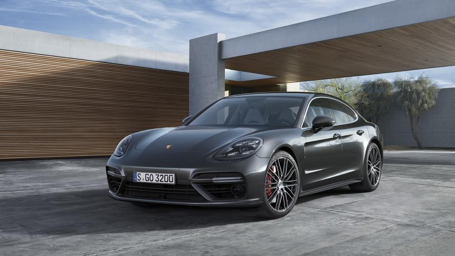 Cinq places pour la Porsche Panamera berline ?