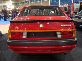 Alfa Romeo 75 1.8i Turbo
