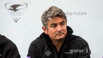 Conférence de presse Dragon Racing et Faraday Future