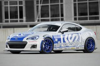 For Sale: Subaru BRZ 'Albino Rhino' is Affordable Eye Candy