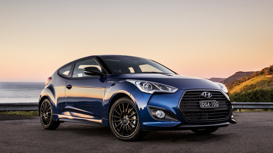 Hyundai Australia launches Veloster Street Turbo with extra goodies