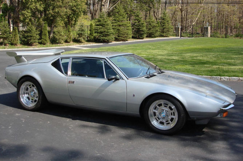 eBay Car of the Week: 1972 De Tomaso Pantera