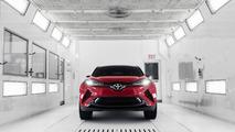 Toyota C-HR concept