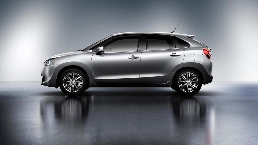 Suzuki Baleno compact hatchback previewed prior to IAA launch