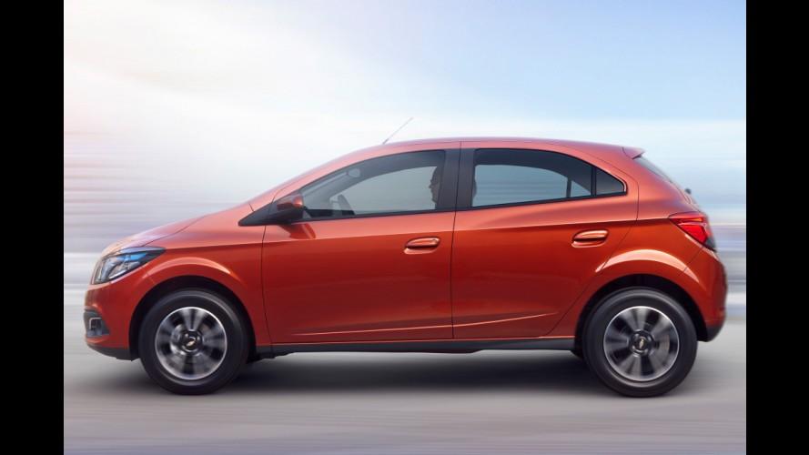 Chevrolet Onix foi o carro 0km mais financiado no semestre - veja ranking