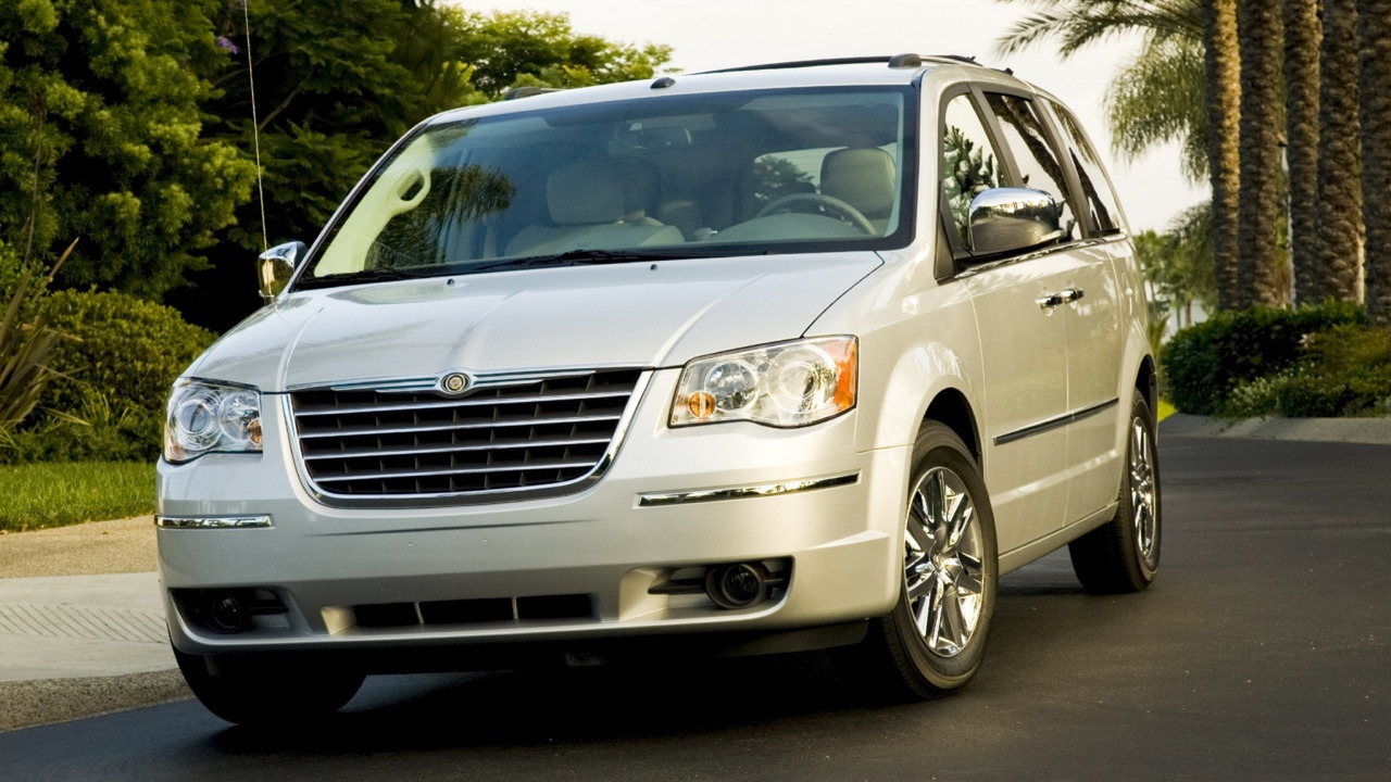 Recall Town & Country e Journey