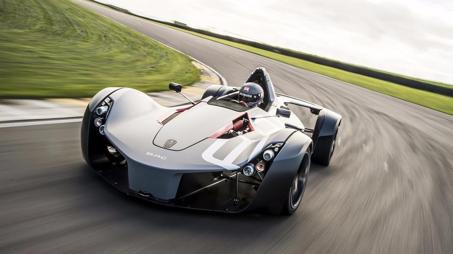 BAC wants to build a McLaren P1 rival