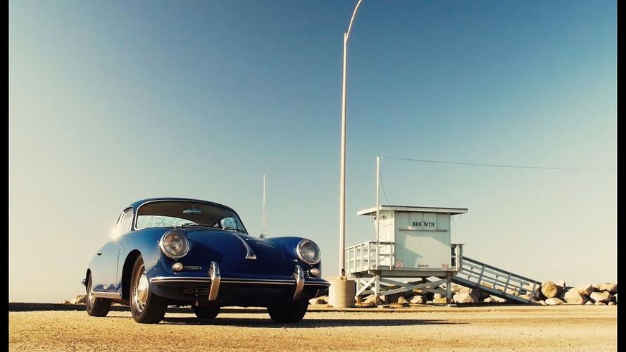 52 yaşındaki Porsche 356, 1 milyon mile ulaştı