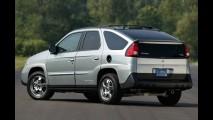 Pontiac Aztek vira sucesso no mercado de usados graças ao seriado Breaking Bad