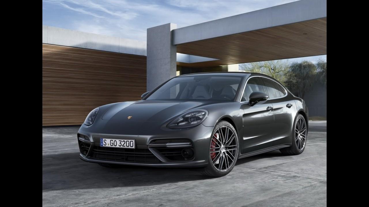 Novo Porsche Panamera 2017 é apresentado: veja fotos, vídeo e informações oficiais
