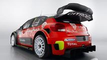 Citroen C3 WRC 2017 2