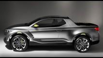 Hyundai diz que picape Santa Cruz tem potencial para vender