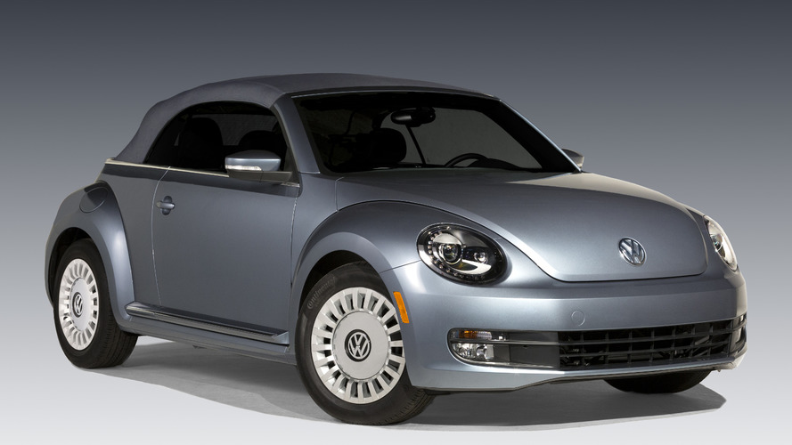 Bye-bye Beetle? Iconic car could be cancelled again in 2018