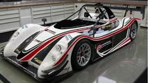 Toyota EV racing prototype unveiled