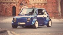 Fiat 126p with Honda VTEC turbo embodies the pocket rocket definition [videos]