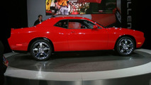Dodge Challenger at New York Auto Show