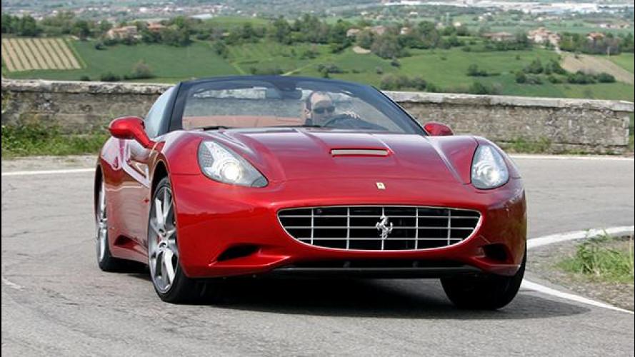 Ferrari, i noleggi per i turisti rompono la quiete di Maranello