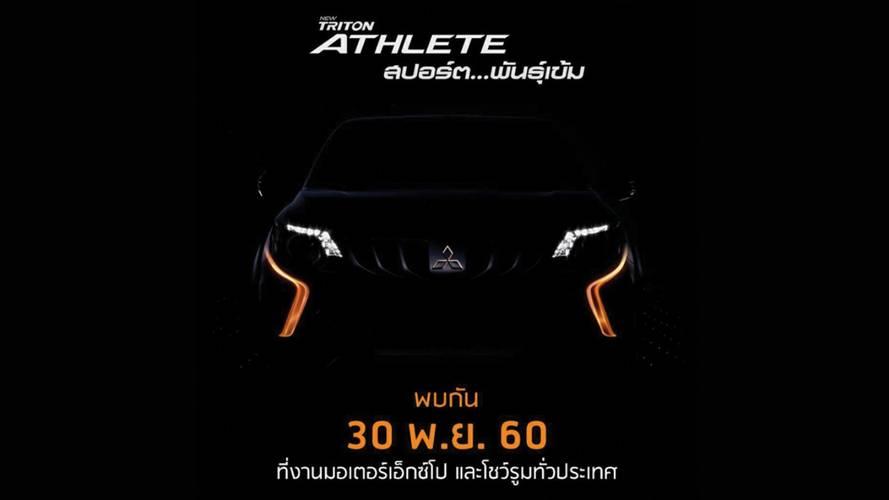 Mitsubishi L200 Triton ganhará versão esportiva Athlete em breve