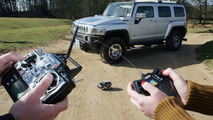 Full Size Remote Control HUMMER H3
