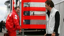 Alonso says Ferrari move not '100 per cent'