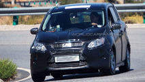 2011 Ford C-Max spy photo,2011 Ford C-Max spy photo