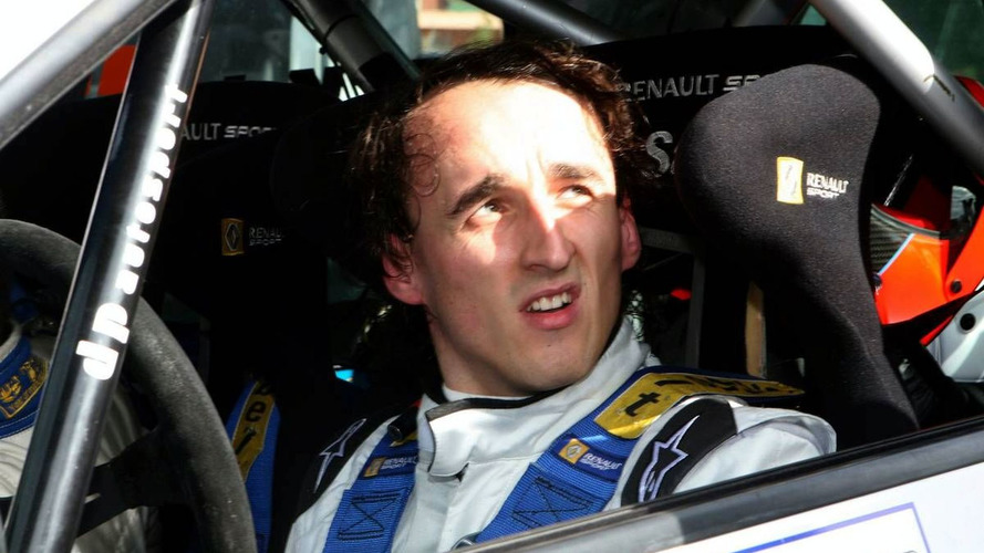 Kubica puts rallying aside for F1