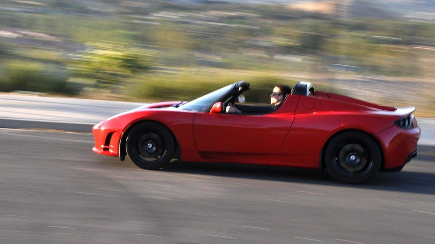 Original Tesla Roadster Is Going To Be Out Of This World… Literally!