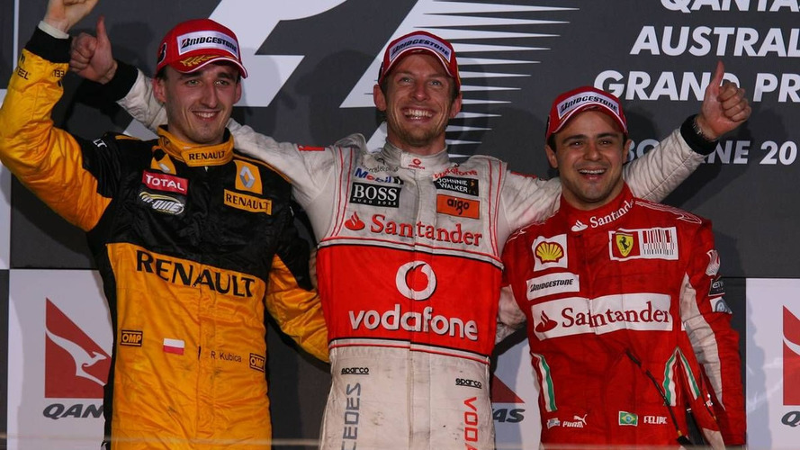 RESULTS - 2010 Australian Grand Prix was not boring!