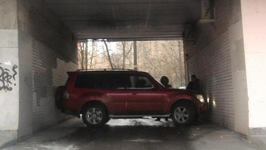 The impossible parking job made possible