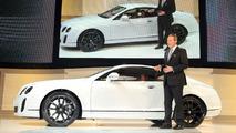 Bentley Continental Supersports in Geneva