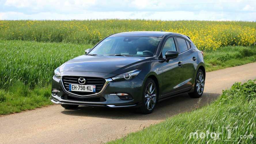 Essai Mazda3 2.0 Skyactiv-G 165 ch - Celle qu'il ne faut pas oublier !