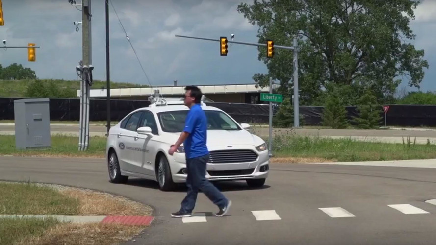Ford Demonstrates Autonomous Development Progress In Michigan