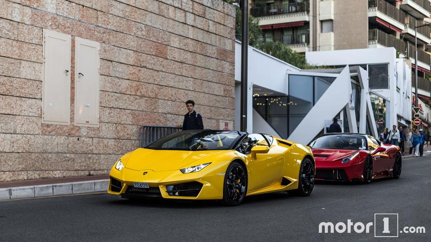 Top Marques, l'un des meilleurs événements automobiles au monde