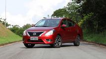 Nissan Versa CVT